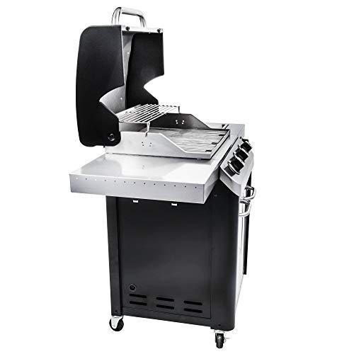 Char-Broil Signature 425 3-Burner Cabinet Liquid Propane Gas Grill