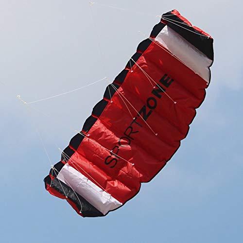 Mouchao 1.8M Dual Line Kitesurfing Fallschirm Soft Parafoil Segel Surfender Drachen