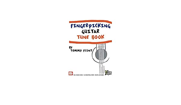 Mel Bay Publications Fingerpicking Guitar Tune Book. Partituras ...