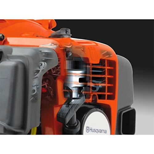 Husqvarna 350BT, 50.2cc 2-Cycle 692 CFM 180 MPH Professional 2-Cycle Gas Backpack Leaf Blower