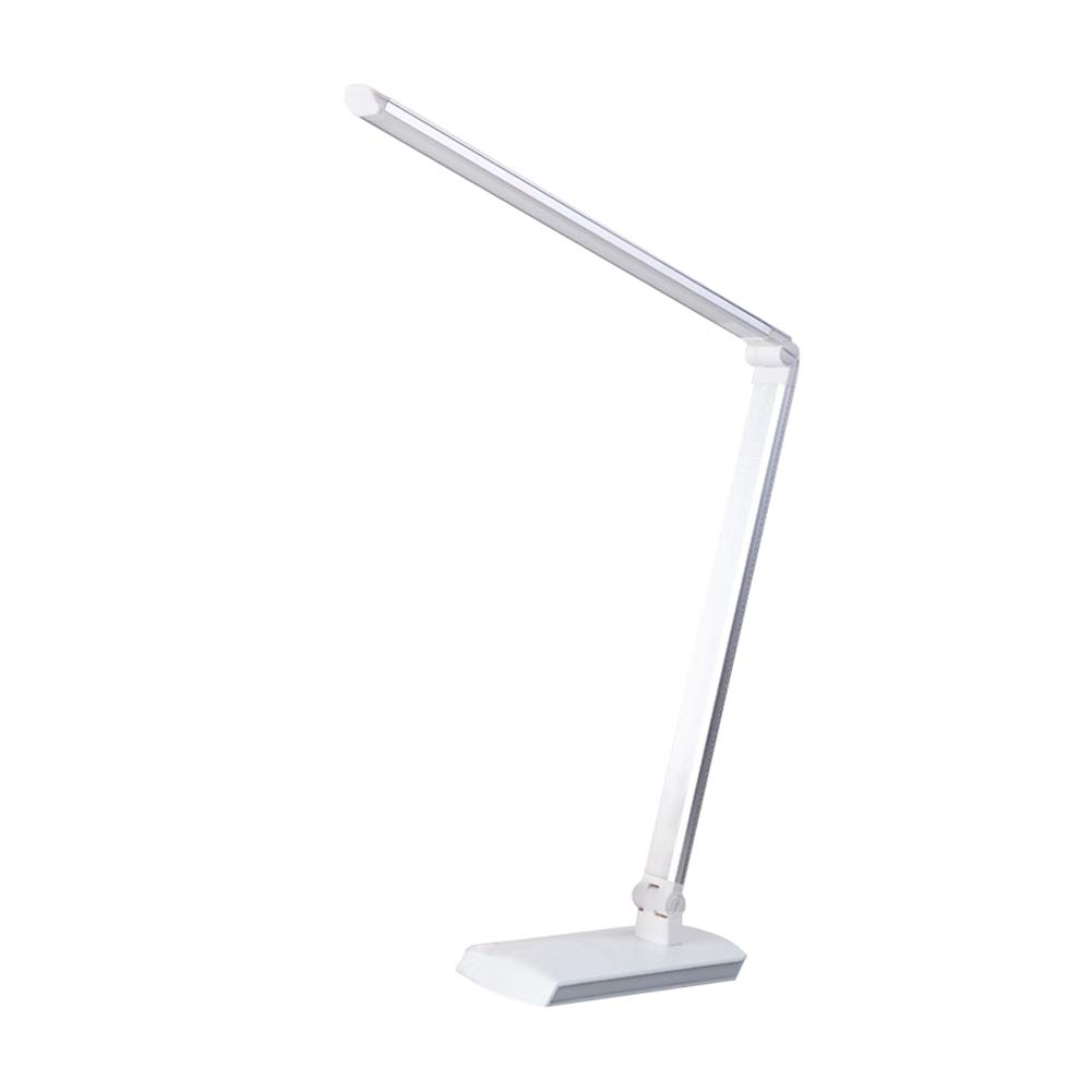 Amazon.com: CCSUN Led lámpara de escritorio plegable oficina ...
