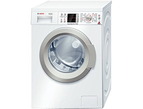 Bosch WAQ2446KBY Independiente Carga frontal 7kg 1200RPM A Blanco ...