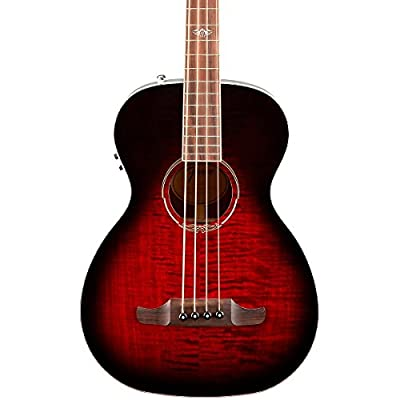 Fender California Series T-Bucket 300E Concert Acoustic-Electric Bass by Fender