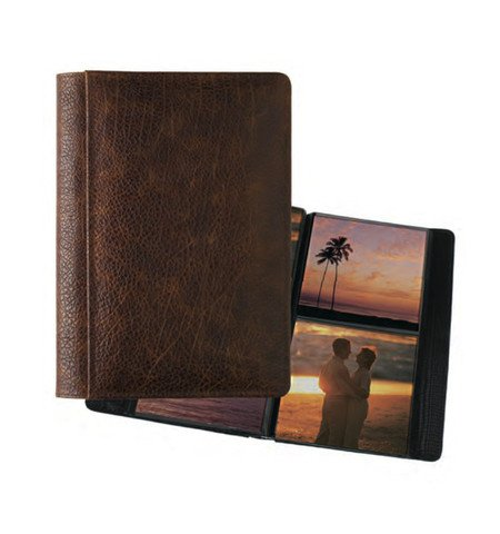 Raika SC 157 WINE 5 x 5 in. Two-High Photo Album - Wine by Raika
