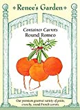 Carrots - Round Baby Romeo Seeds