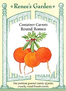 Carrots - Round Baby Romeo ()