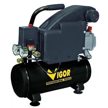 Vigor Vca-9L - Compresores, 220 V, 1 Cilindro, De Accionamiento Directo