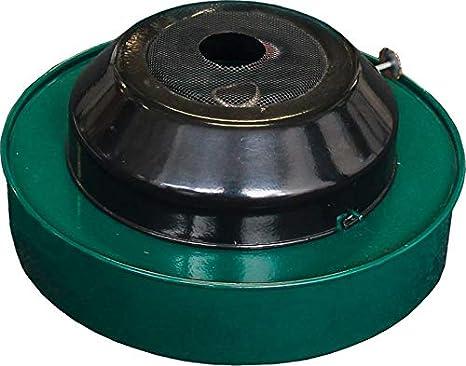Patura - Bebedero para Patura - Bebedero accesorios Estufa 2,25 litros hasta 14 días de combustión para Model 552: Amazon.es: Jardín