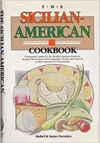 The sicilian american cookbook continental cuisine for for American continental cuisine