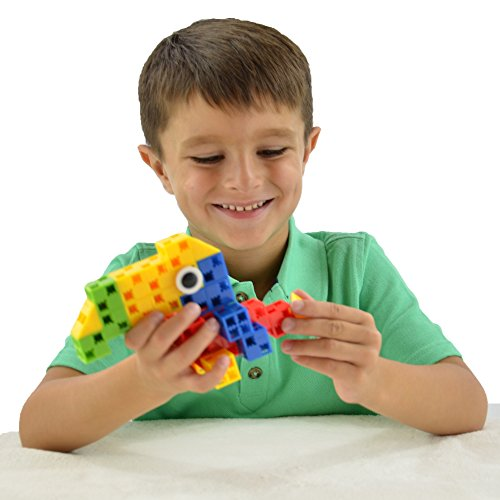 Best Toys For Boys Age 5 8 : Click a brick feather friends pc building blocks set