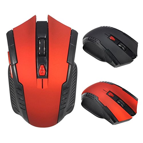 Beautyvan 2.4GHz Wireless Optical Gaming Mouse Mice For Computer PC Laptop by Beautyvan (Image #4)