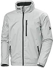 Helly Hansen Crew Hooded Midlayer Jacket Chaqueta con Gorraucha, Hombre