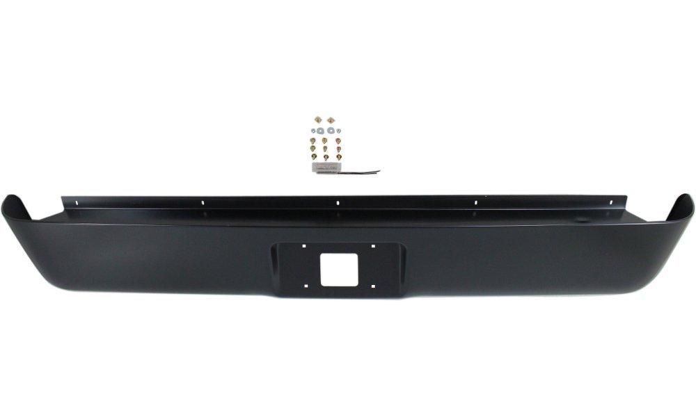 Roll Pan for GMC Sierra P/U 07-16 Rear Fleetside W/License Part Single Box Package W/Hardware and Lig