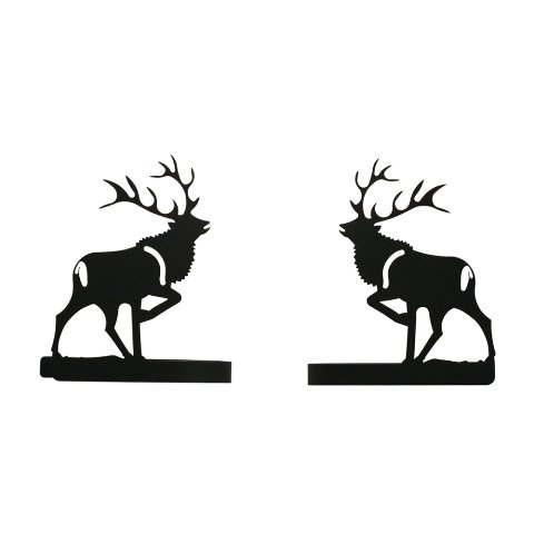 5 Inch Elk Curtain Tie Backs (Elk Tie Backs)