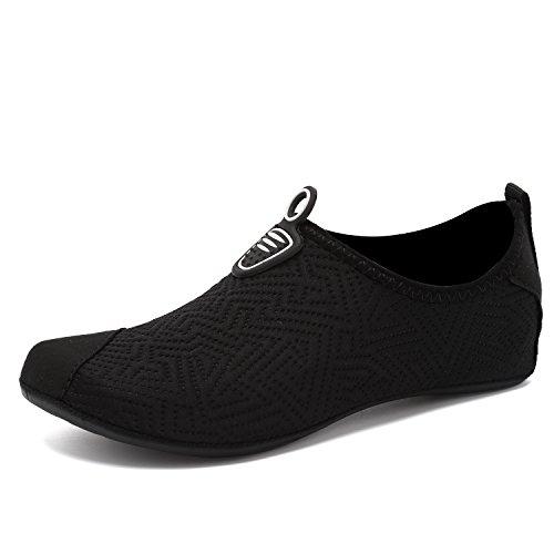 Pieds De Rapide Séchage Nautique Slip Pour Enfants Femmes Noir Nus on Vifuur Sport Chaussures Hommes Yoga Aqua Chaussettes À fIq05n8w