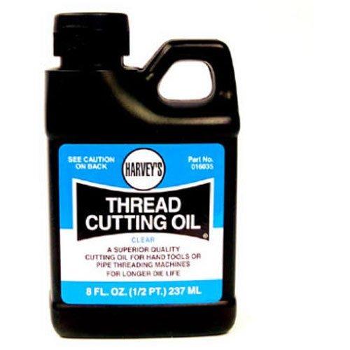 William H. Harvey WILLIAM HARVEY 16035 1/2PT Thread Cut Oil