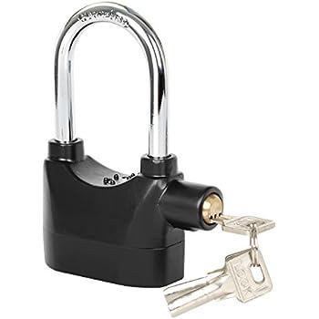 Amazon.com: Universal Lock systemanti-theft de alarma de ...