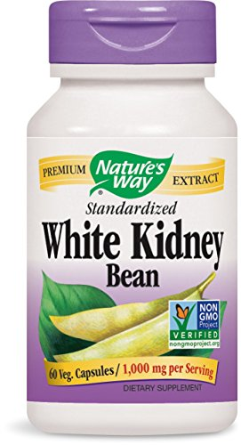 Cheap Nature's Way White Kidney Bean, 60 Count
