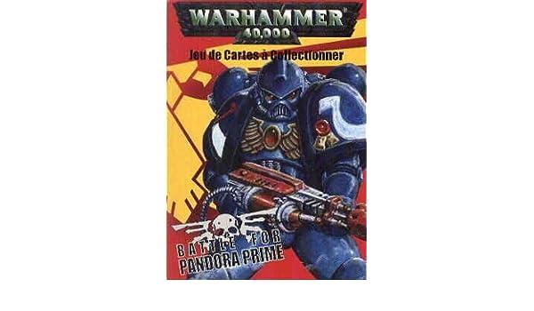 Amazon.com: Warhammer 40,000 Battle for Pandora Prime CCG ...