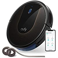 Eufy [BoostIQ RoboVac 30C, Robot Vacuum Cleaner, Wi-Fi, Super-Thin, 1500Pa Suction, Boundary Strips Included, Quiet, Self-Charging Robotic Vacuum Cleaner, Cleans Hard Floors to Medium-Pile Carpets