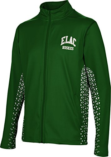 Price comparison product image ProSphere Men's East Los Angeles Community College Geometric Full Zip Jacket