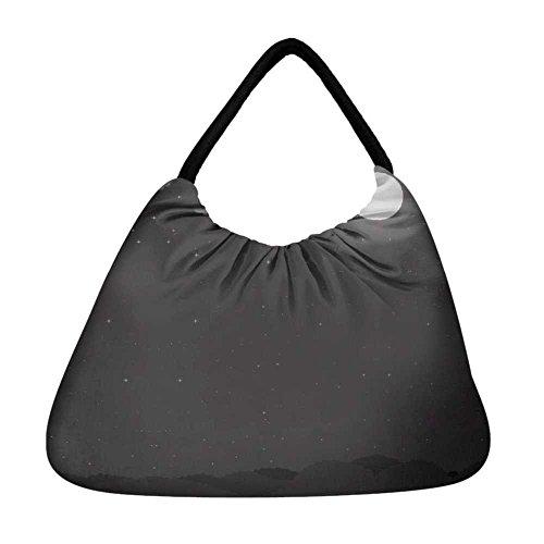 Snoogg mehrfarbig Tote Damen Tasche mehrfarbig Fw0FXq