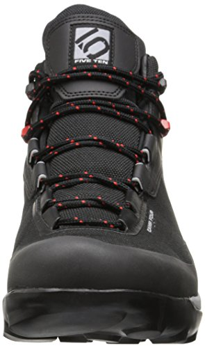 Five Ten Mens Camp Four Mid GTX Hiking Boot Black/Red LOIle8P