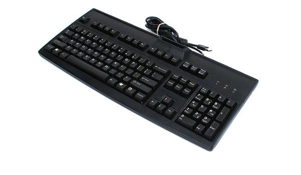 Cherry RS6700 - Teclado con Cable USB y Lector de Tarjetas ...
