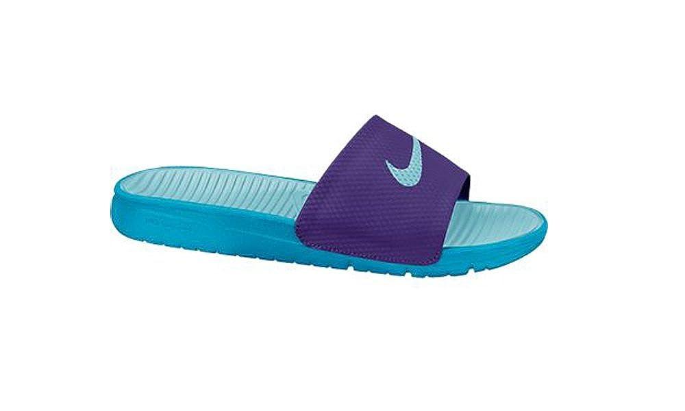 470820e832c5 Nike Women s WMNS Benassi Solarsoft Slide Bathing Sandals Purple ...