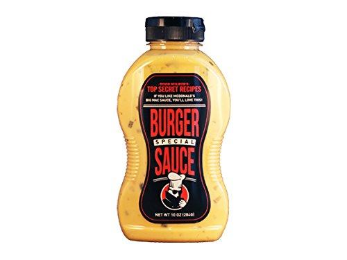 Todd Wilbur's Top Secret Recipes Burger Special Sauce (Big Mac Sauce)