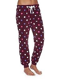Ladies Forever Dreaming Microfibre Lounge Pants / Pyjama Bottoms