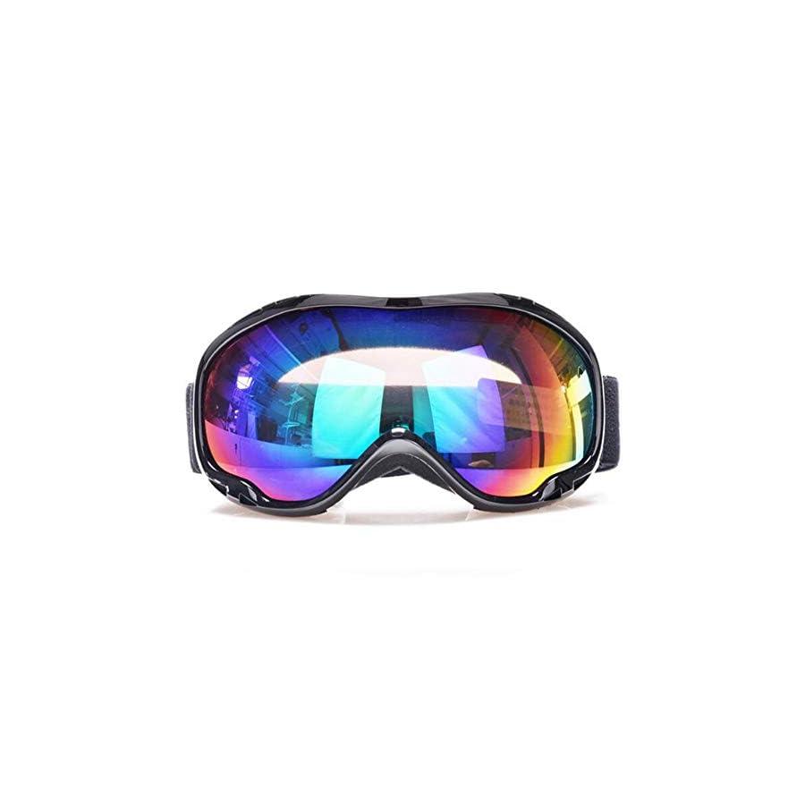 He yanjing Ski Goggles , Anti Fog Snowboarding Goggle ,Male and Female Children's ski Goggles