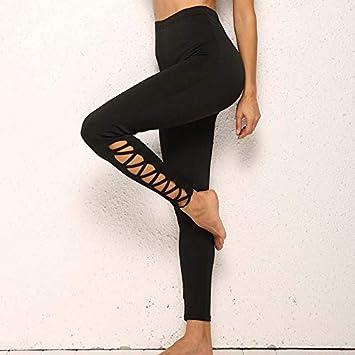 Ayujia Leggings De Yoga Leggings A Tope para Mujer Deportes ...