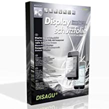 DISAGU Mirror screen protector for MyKronoz ZeFit2 - (Reflecting effect, Air pocket free application, Easy to remove)
