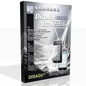 DISAGU Mirror screen protector for Samsung I9500 Galaxy S4 - (Reflecting effect, Air pocket free application, Easy to remove)