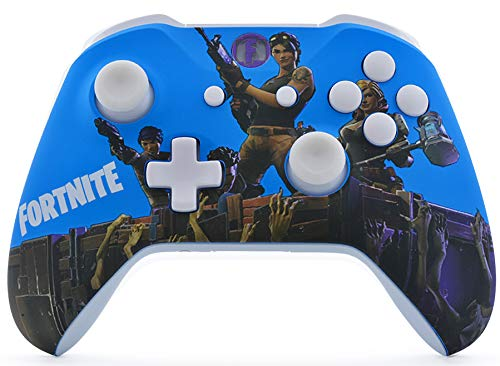 Amazon Com Fortnite Edition Xbox One S X Rapid Fire Custom Modded