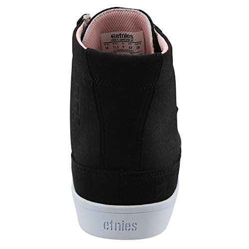 etnies MenS Jameson Hi Top Shoes Black 11.5