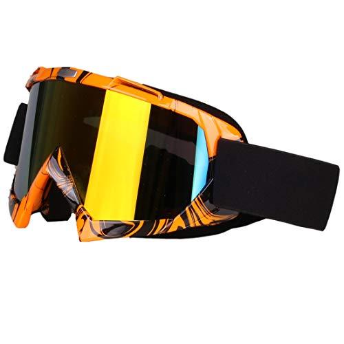 polarisées WEATLY Color UV400 Lunettes Orange Red Hommes Protection de Soleil de Lunettes Ig7qw
