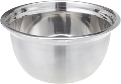 ExcelSteel 323 8-Quart Stainless Steel Mixing Bowl