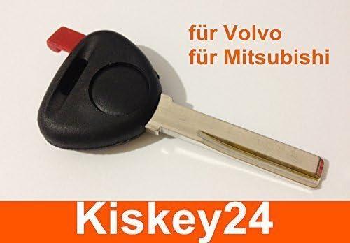 Kis Schlüssel Rohling Für Mitsubishi Volvo Carisma Elektronik