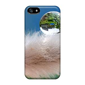 Tpu Shockproof/dirt-proofcovers Cases For Iphone(5/5s)
