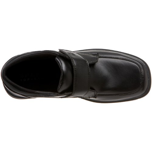 Sperry Top-Sider Miles Dress Shoe (Toddler/Little Kid/Big Kid),Black,5 W US Big Kid by Sperry (Image #7)