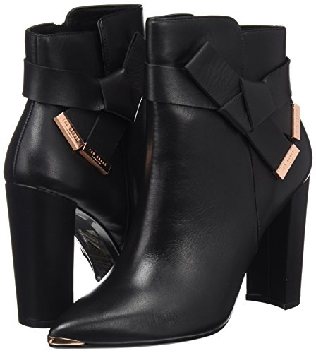 Women''s Baker black Remadi Boots Ankle Ted Black qF7Hd5Ww