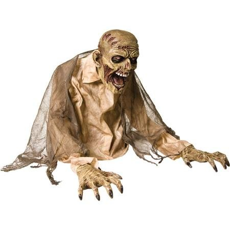 2' Gaseous Zombie Fogger Animated - Nwa Stores Mall