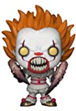 Funko Pop Movies: IT-Pennywise (Spider Legs) Collectible Figure, Multi color