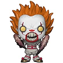 Funko POP Películas: it-pennywise (Cangrejo patas) Coleccionable Figura, multicolor