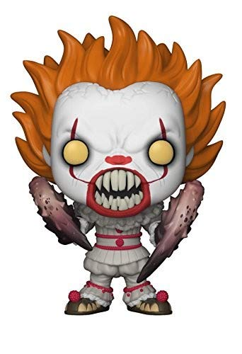(Funko Pop Movies: IT-Pennywise (Spider Legs) Collectible Figure, Multicolor)
