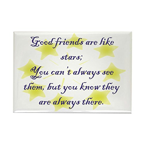 CafePress Friends Rectangle Magnet Refrigerator
