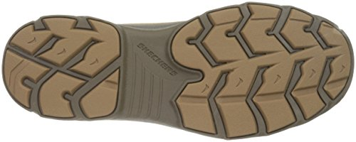 Skechers Usa Mens Resment Verex Chukka Boot Desert