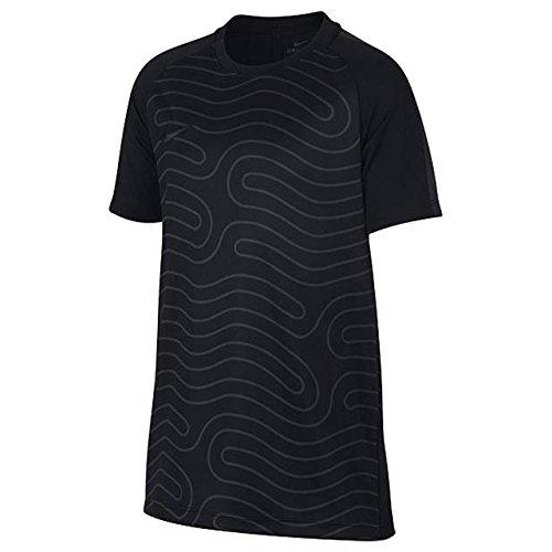 Shirt manica T Academy nero antracite Lotto Nike Top corta T Dry Gx2 Shirt w4qBwF
